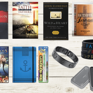 Need affordable Christian gifts for men? Whether it's your husband, father, son, brother, uncle or nephew, these 10 gifts are each $10 or less!