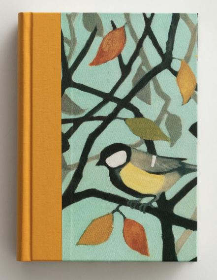 ESV Journaling Bible - Interleaved Edition - Autumn Song