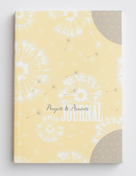 Prayers & Answers Christian Journal