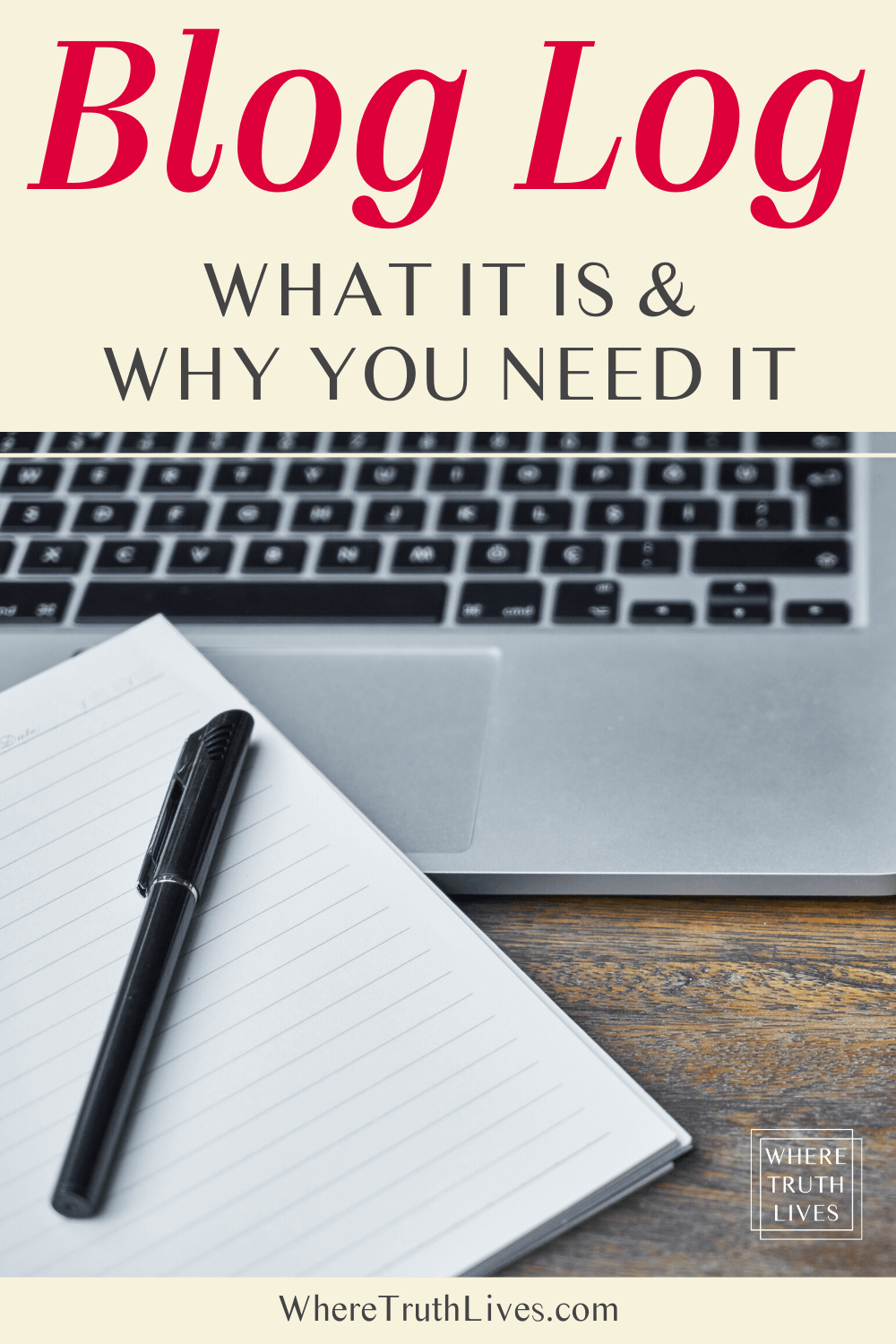 Blog Log - What It Is and Why You Need It